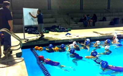 Raptor Water Polo – 2016 Summer Session